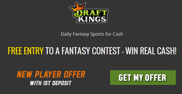 DraftKings New Player Offer