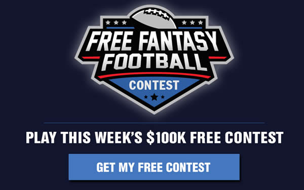 NFL Week 8 Free Fantasy Football League