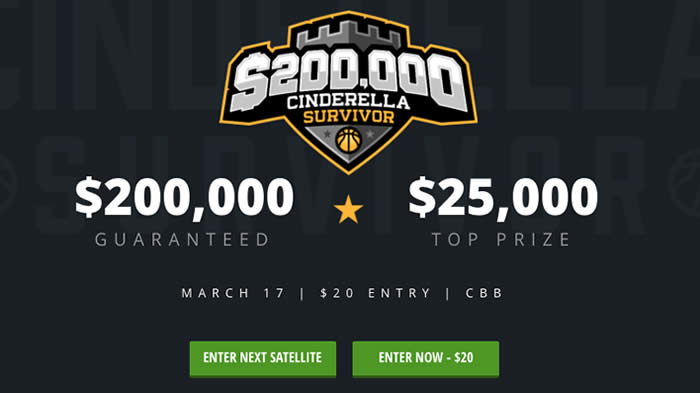 DraftKings March Madness Contests