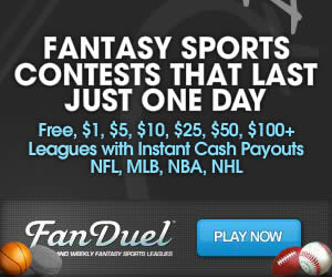 Daily Fantasy Sports Games