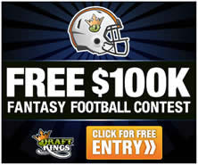 DraftKings Free NFL Contest