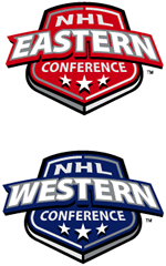 NHL - Eastern Conference - Western Conference