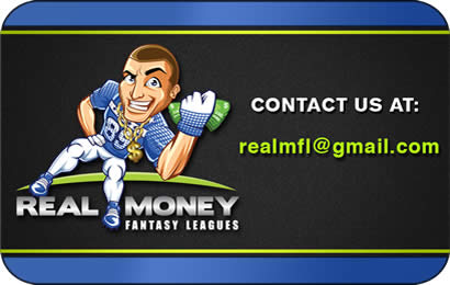 Real Money Fantasy Leagues Contact Information