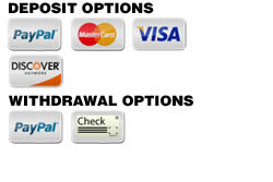 Deposit Withdrawal Options